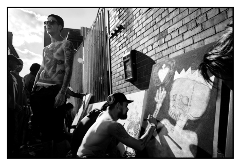 Streetfest artists